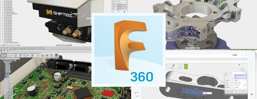 Autodesk Fusion 360 Parametric Modelling - St Hua Private School