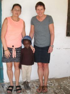 Stichting Care4Gambia, sponsor kind