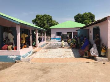 Hospitaal Kunting Gambia