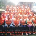 Basic Safety Training 5 | Stichting Sparrow