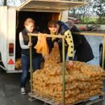 Aardappelactie 2 | stichting Sparrow