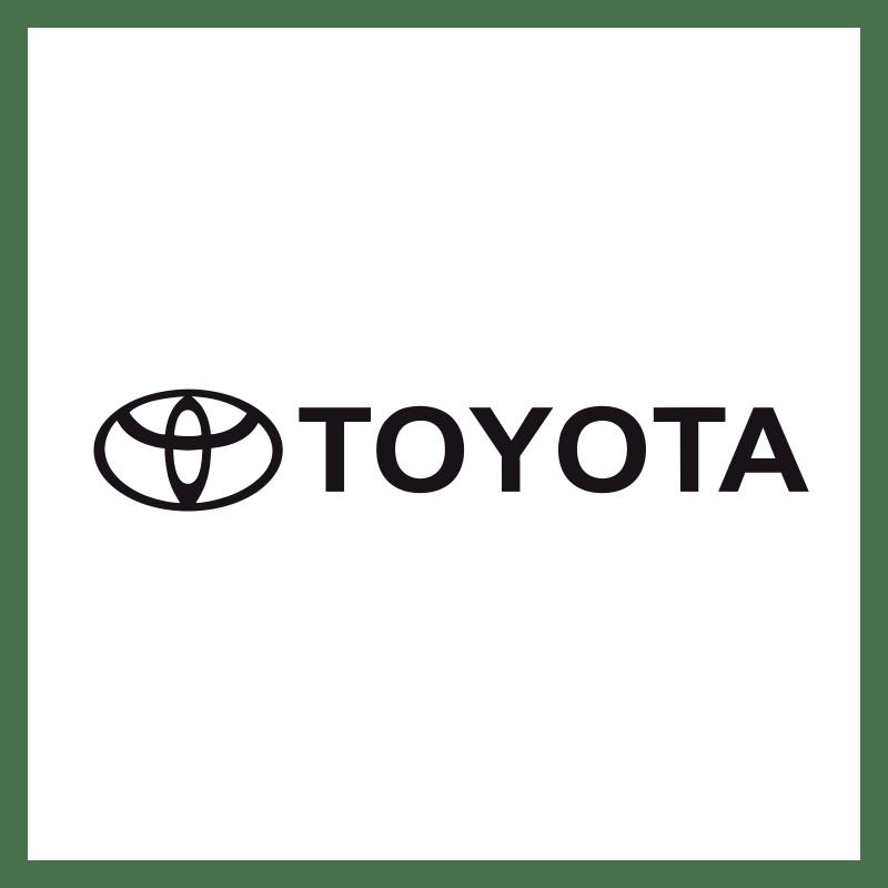 Toyota logo simple