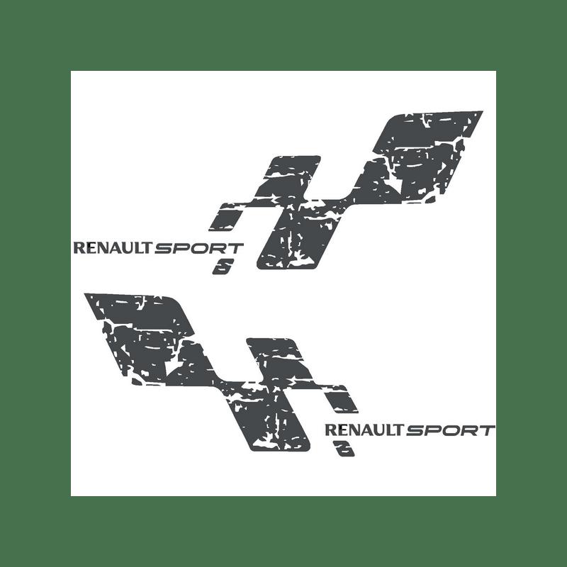 Kit Renault Sport Strippings Rallye