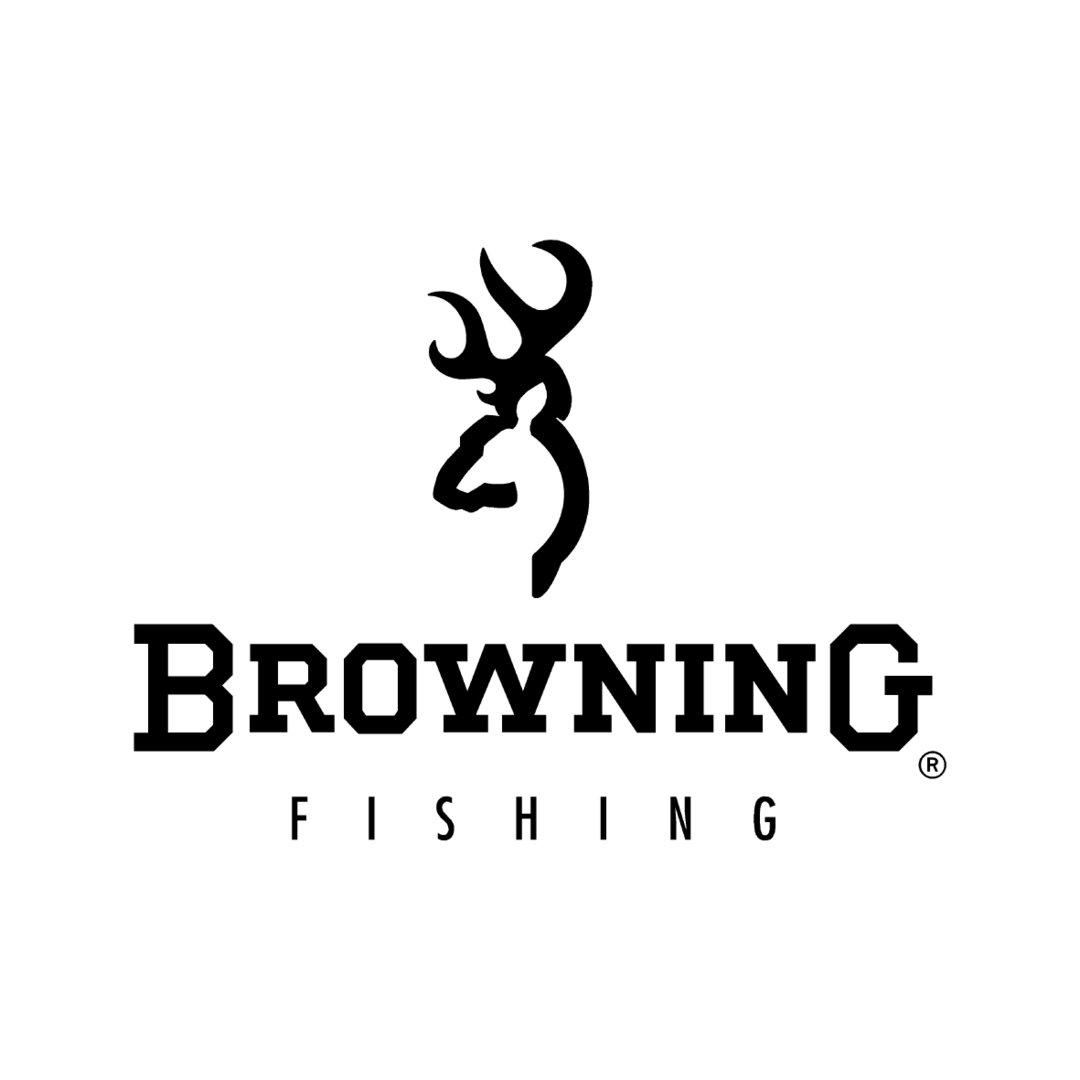 sticker BROWNING ref 1 marque matériel pêche autocollant
