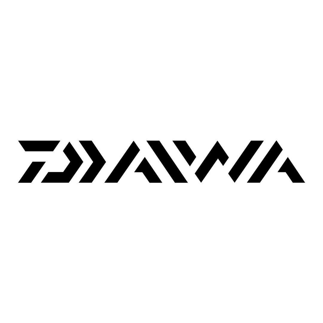 sticker DAIWA ref 4 marque de matériel pêche autocollant