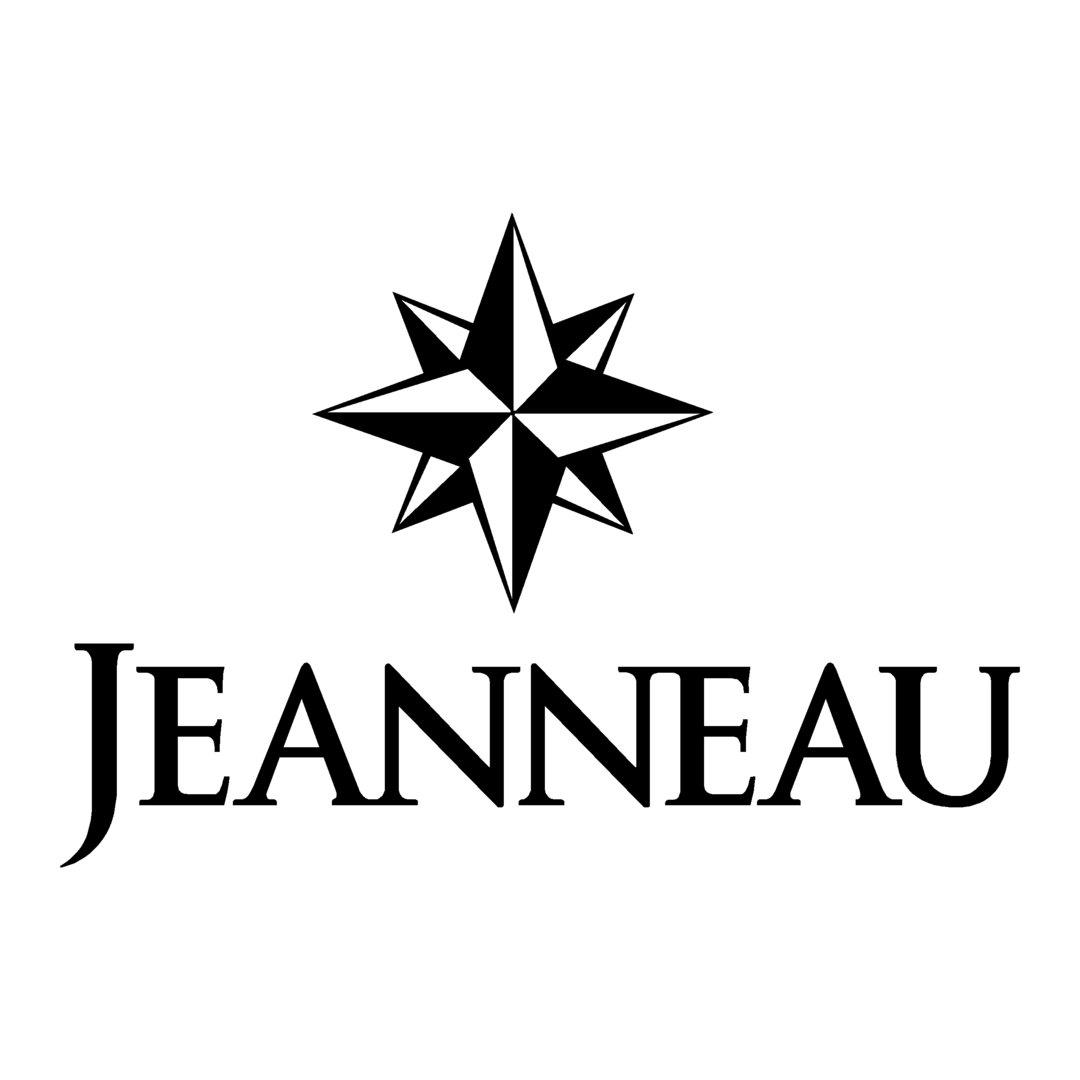 sticker autocolant coque bateau JEANNEAU ref 7 voilier