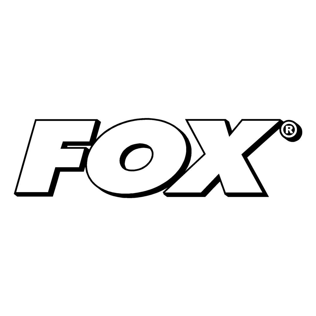 sticker FOX ref 4 rage cat predator autocollant materiel peche