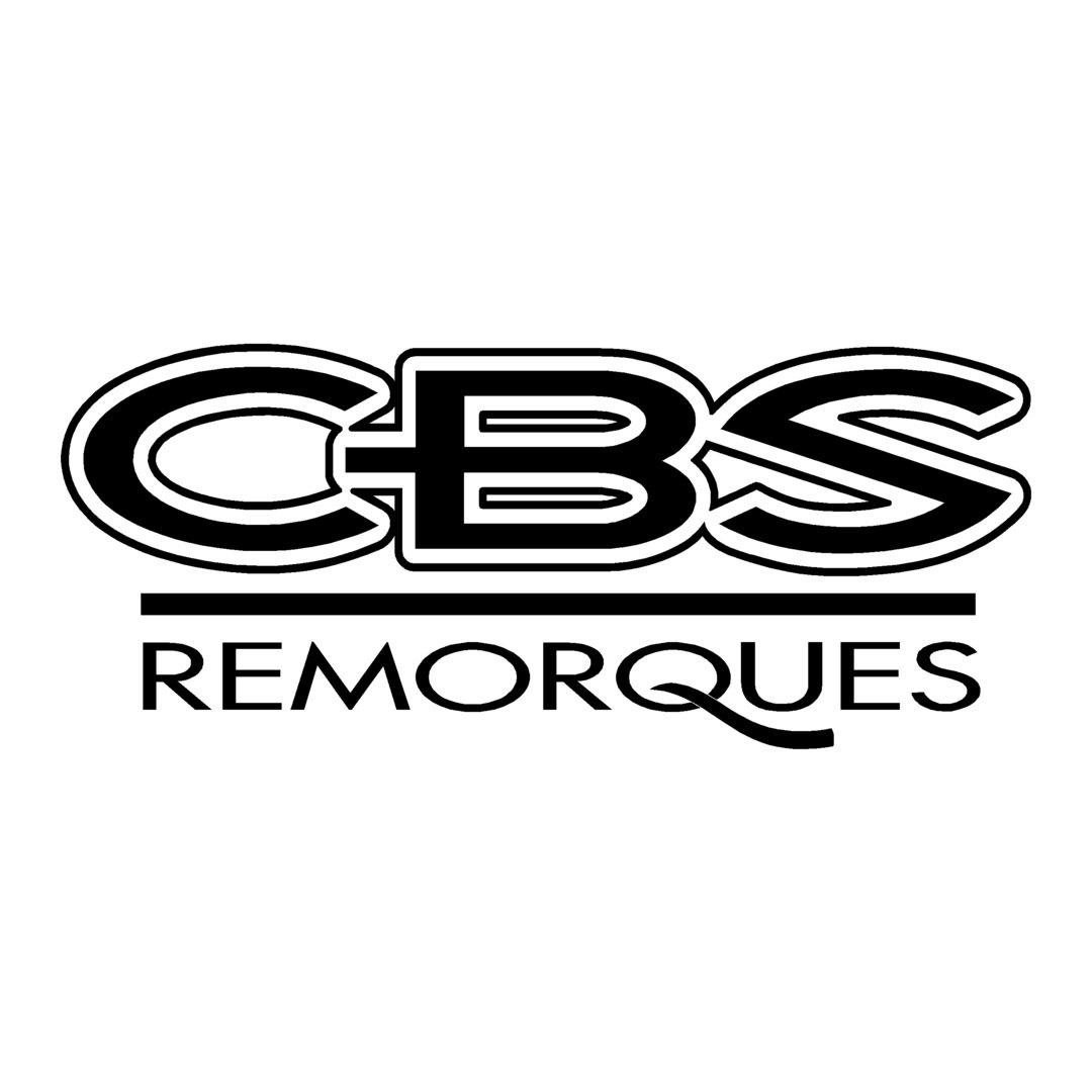 sticker CBS ref 3 autocollant pour chassis remorque bateau