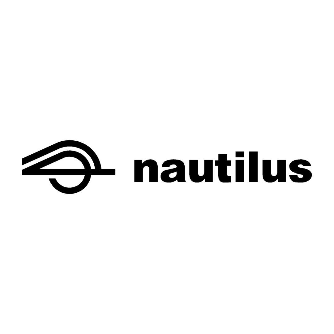sticker NAUTILUS ref 4 autocollant chassis remorque bateau