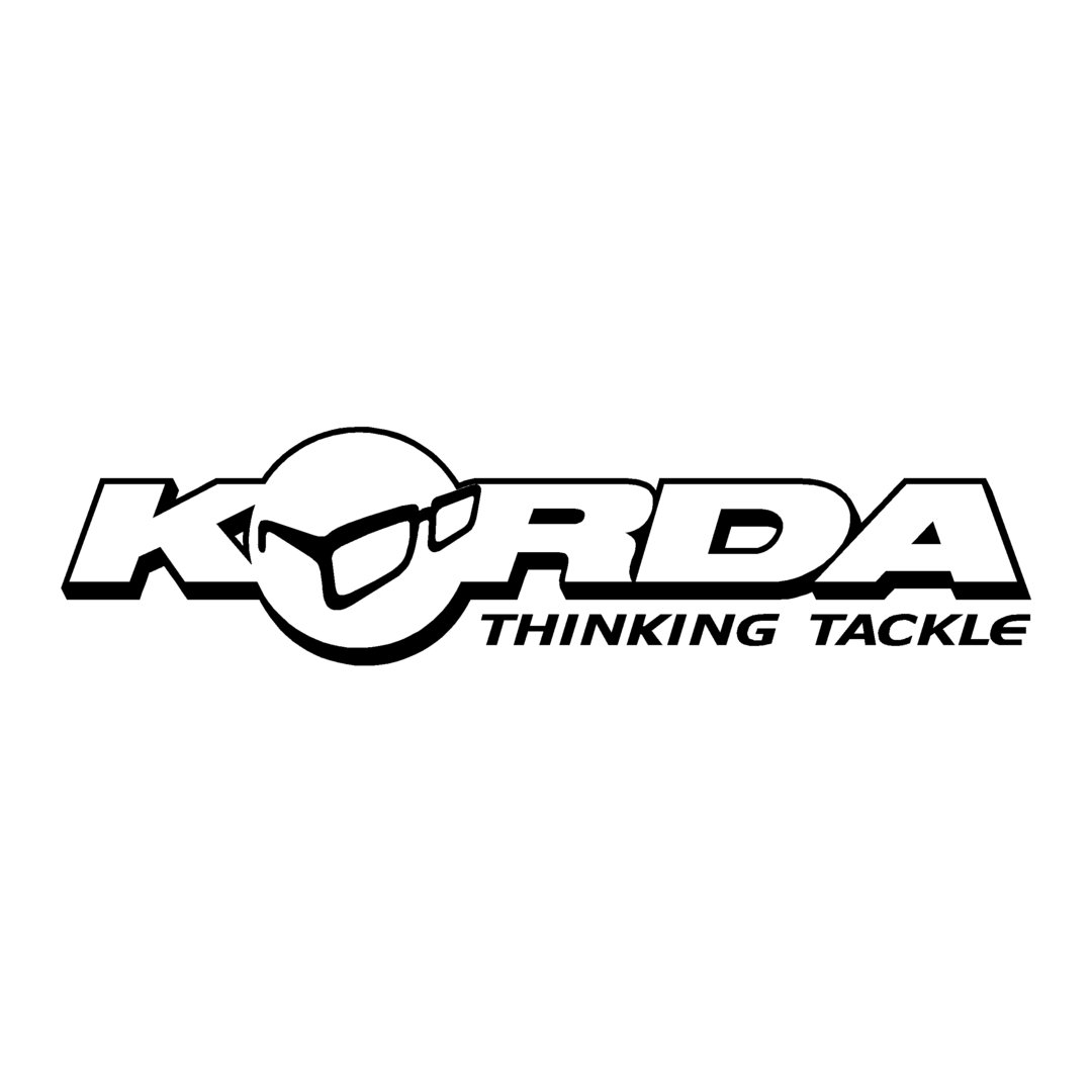 sticker KORDA ref 5 marque de pêche autocollant sponsor carpe