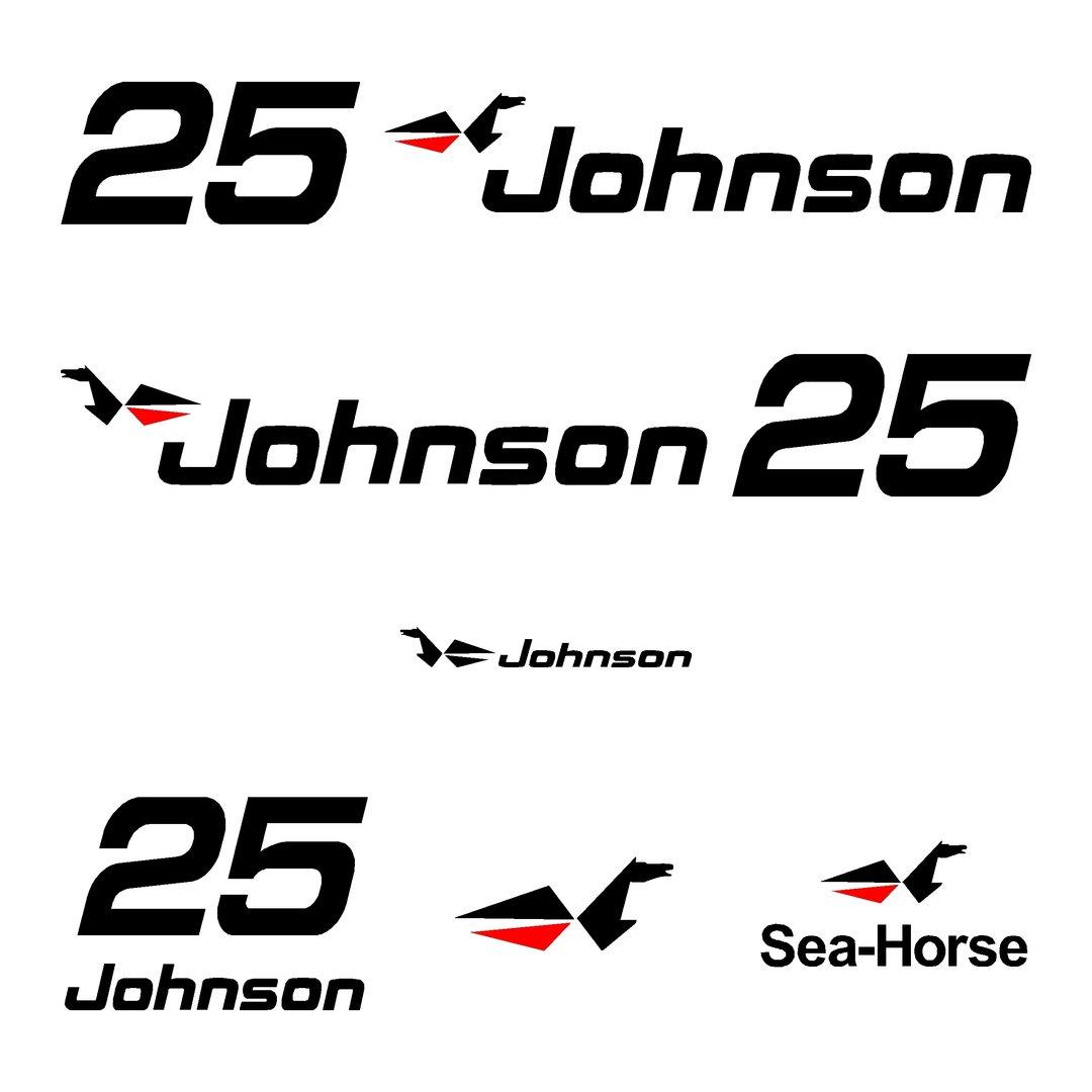 Johnson 25 Cv : Amazon Com All Carb Juego De Juntas Para
