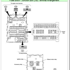 2001 Nissan Frontier Wiring Diagram Radio 1994 Ford F150 1997 Sentra Fuse Box - Vehiclepad | 2013 Throughout Altima ...