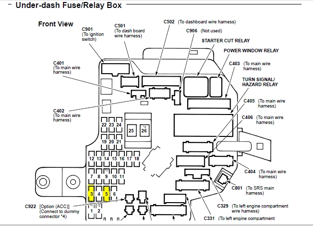 2012 Acura Mdx Fuse Box Diagram : 31 Wiring Diagram Images