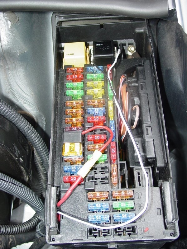 Sebring Fuse Box Diagram 2004 Chrysler Sebring Fuse Box Diagram 2004