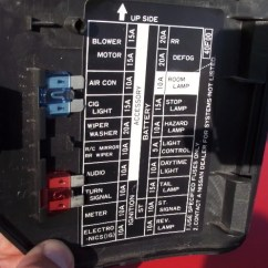 Obd2 Wiring Diagram Ford Kubota Starter Switch 2005 Nissan Maxima Fuse Box | And