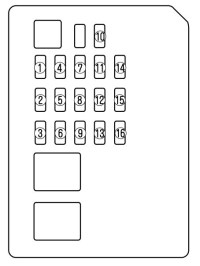 Mazda Mx3 Fuse Box Diagram | Fuse Box And Wiring Diagram