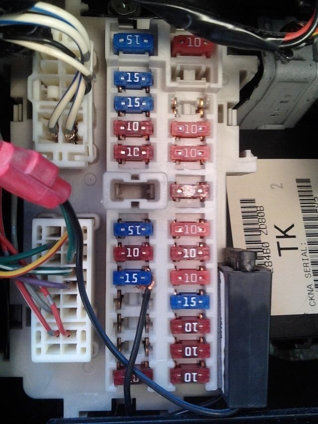 2005 nissan titan fuse diagram blend pot wiring 2007 altima box | and