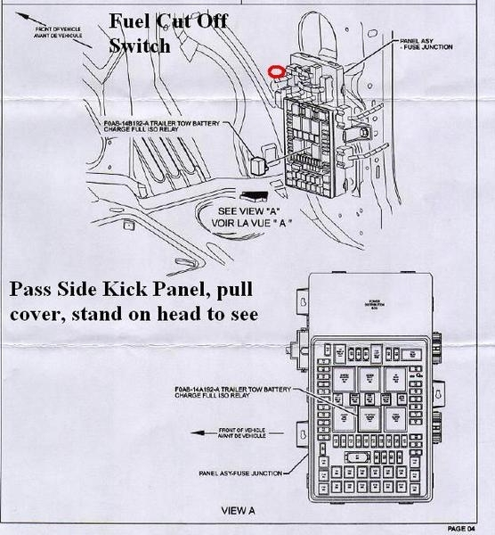 Fuse Box For 2006 Ford F150 : 27 Wiring Diagram Images