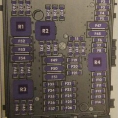 2006 Jetta Tdi Fuse Diagram 7 Pin To 4 Trailer Adapter Wiring Volkswagen Eos Box | And