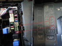 2008 Nissan Altima Fuse Box | Fuse Box And Wiring Diagram