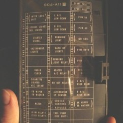 89 Honda Civic Wiring Diagram 2007 F150 5 4 97 Fuse Box | And