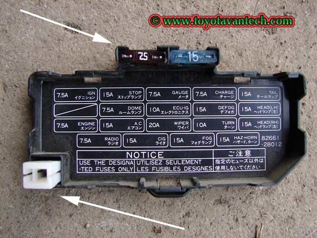 89 Nissan Pickup Electrical Diagram