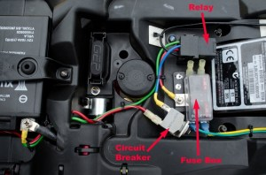 How To Connect Power Wire To Fuse Box | Fuse Box And Wiring Diagram