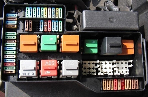 96 bmw 328i fuse box for