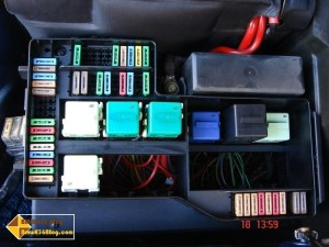 Bmw E36 Fuse Box Diagram | Fuse Box And Wiring Diagram