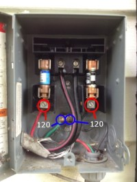 Air Conditioner Fuse Box Outside | Fuse Box And Wiring Diagram