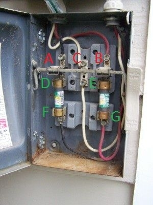 Air Conditioner Compressor Wiring Diagram Air Conditioner Fuse Box Outside Fuse Box And Wiring Diagram