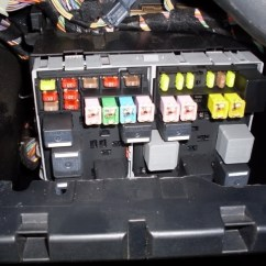 Ford Mondeo Mk4 Headlight Wiring Diagram Sequence Tool Open Source Fiesta 2006 Fuse Box Location | And