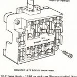 1990 Ford F150 Fuse Box Diagram. 1990. Automotive Wiring