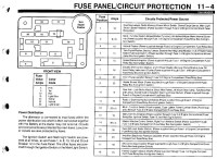 93 Ford Ranger Fuse Box Diagram | Fuse Box And Wiring Diagram