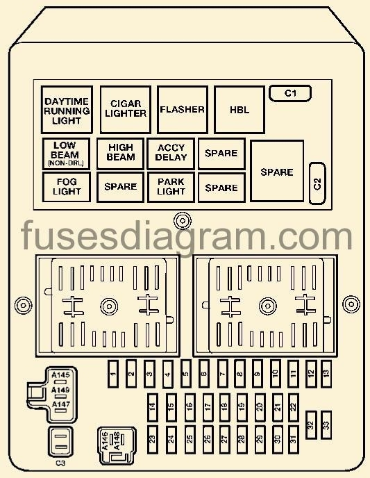 jeep wj fuse diagram - wiring diagrams