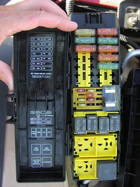 2017 Jeep Wrangler Fuse Box Location - Wiring Diagram Schemas