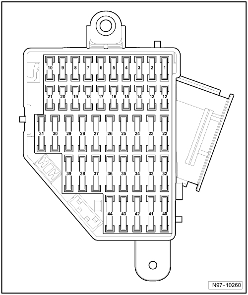 I Need Car Fuse Box Diagrams For 2008 Passat. Please Help