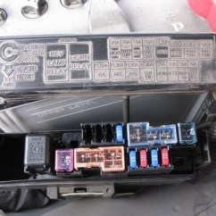 2008 Jeep Patriot Radio Wiring Diagram Trailer Wire 4 Pin Infiniti G35 Questions - Heating/ac And Cargurus Regarding Fuse Box | ...