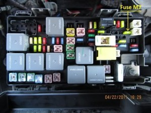 2008 Jeep Wrangler Fuse Box Location | Fuse Box And Wiring