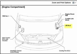 Lexus Rx330: Where Is The Magnetic Clutch Relay Located On