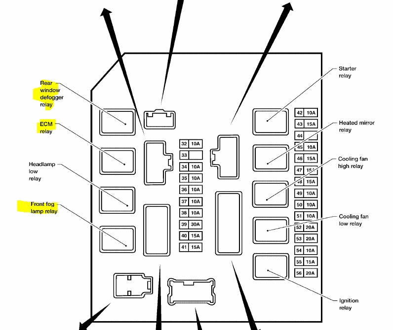 2011 Nissan Altima Fuse Box Diagram : 35 Wiring Diagram