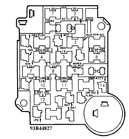 1955 Thunderbird Dash Wiring Diagram 1966 Mustang Dash