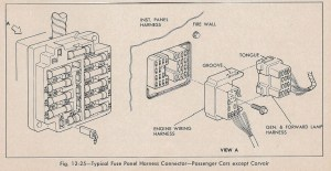 1967 Firebird Fuse Box Diagram | Fuse Box And Wiring Diagram
