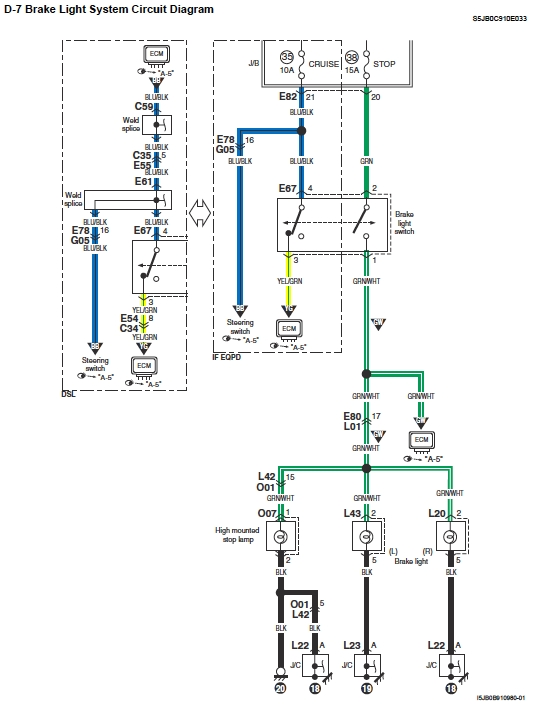car stereo wiring diagram suzuki
