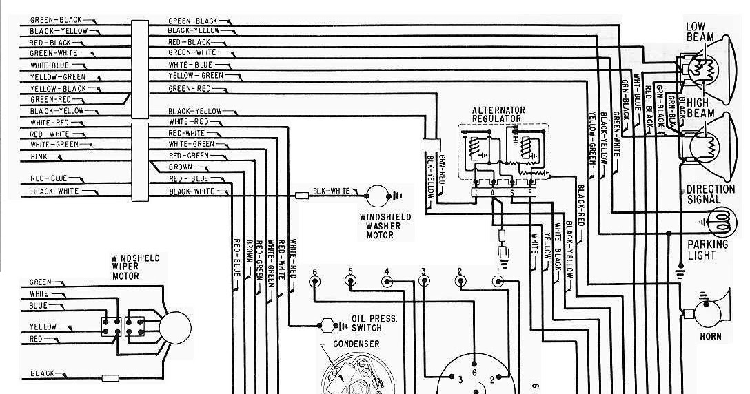 1965 Ford Wiring Diagrams. Wiring Diagram Images Database