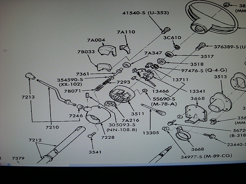 Ford F100 Steering Column Wiring Diagram F100 Wiring Diagram 1969 Ford