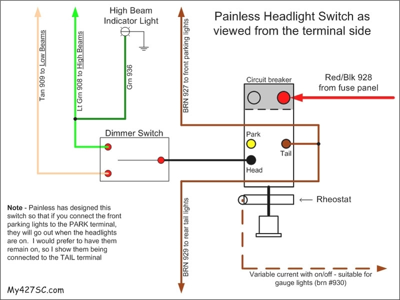 1995 dodge ram headlight wiring diagram