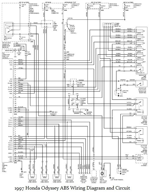 [DIAGRAM] 2010 Honda Cr V Wiring Diagram FULL Version HD