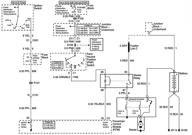 [DIAGRAM] 1993 Chevy C1500 Radio Wiring Diagram FULL