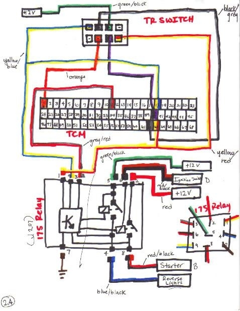 2001 honda civic window wiring diagram